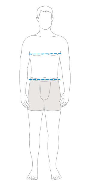 big tall underwear size image