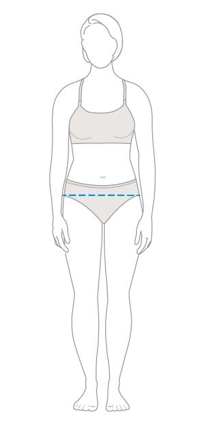 womens underwear size image