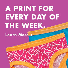 A print for every day of the week.